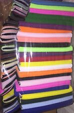 12 Blank FOLDABLE Can Koozies Beer Cooler Foam Wedding/Party Wholesale Lot MIX