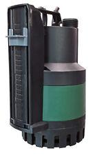 Pompe à eaux usées zuwa velo up 300, 150 l/min, 165300, 230v, pompe immergée pour