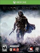 Middle-earth: Shadow of Mordor (Microsoft Xbox One, 2014) NEW Sealed