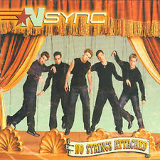 No Strings Attached by *NSYNC (CD, Apr-2000, Jive (USA))