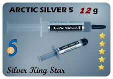 Arctic Silver 5 Thermal Paste 12g Artic Heatsink Compound Grease CPU XBOX INTEL