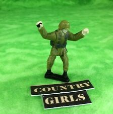 Galoob Army Gear Battle Squad Soldier Military Marine Special Forces Green F