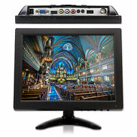 "10"" inch TFT LCD Color Monitor HDMI Screen Video for PC Security CCTV Camera"