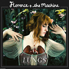 Florence + the Machine - Lungs (2009) CD Album