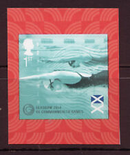 GREAT BRITAIN 2014 COMMONWEALTH GAMES SELF ADHESIVE, MNH UNMOUNTED MINT, MNH