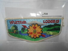 WIATAVA LODGE 13 PLASTIC BACK  F14
