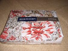 SHERIDAN DOUBLE BED QUILT COVER AND PILLOW CASES  SIGNATURE COLLECTION