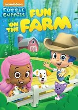 Bubble Guppies: Fun On The Farm (2016, REGION 1 DVD New)