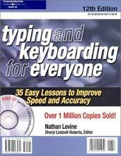 Typing and Keyboarding for Everyone: 35 Easy Lessons to Improve Speed and Accura