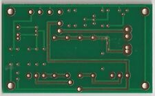 Class A SE 5W MOSFET amplifier bare board AMP CAMP simple and good sound 1 pc !!
