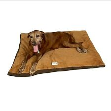 Great Dane Dog Bed Extra Large Washable Mat XXL Big Pet Day XL Faux Suede Plush