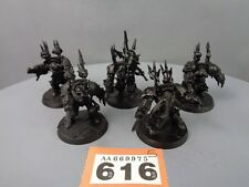 Warhammer Chaos Space Marines Terminator Squad 616