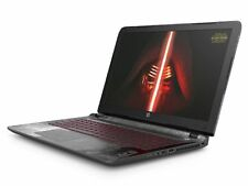 "HP Star Wars Edition Laptop 15-an001Ia 15.6"" Intel i5 6200U 2.3GHz 6GB 1TB Win10"