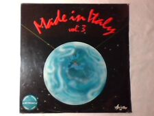 LP MADE IN ITALY VOL. 3 UMBERTO BINDI MINA BRUNO LAUZI MATIA BAZAR SONIA BRAGA