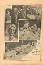 accident de voiture Reine Astrid de Belgique Küssnacht am Rigi 1935 ILLUSTRATION
