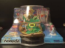 "NEOPETS DELUXE PORTABLE PLAYER ELECTRONIC HANDHELD GAME ""NIP"" TIGER ELECTRONICS"