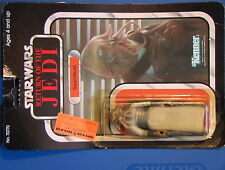 Star Wars VINTAGE 1983 Squid Head Mint on Sealed Punched Card Kenner C-6 ROTJ!!!