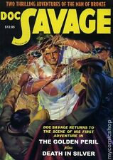 Doc Savage Double #3, Kenneth Robeson, Golden Peril, Death In Silver,Lester Dent