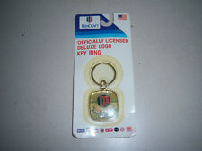 "Vintage Minnesota Twins Key Ring~1995~3"" Long (total)"
