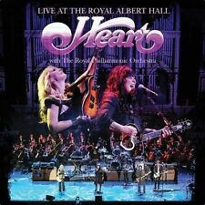 Live At The Royal Albert Hall With Royal Philharmo - Heart (2016, CD NEUF)