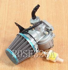 Carburetor & Air Filter For Honda XR50 CRF50 XR70 CRF70 Carb