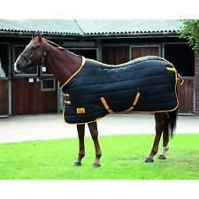 "Bnwt 6'6"" Shires Tempest Stable Rug 300g heavyweight black 6ft 6 ( 9340 )"