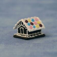 1:12 Scale Ginger Bread House Dolls House Miniatures Cakes Bakery Accessory 391