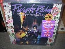 PRINCE purple rain ( r&b ) - STICKER - POSTER - TOP COPY -