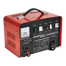 Sealey Caricabatteria / Ricarica / STARTER - 16Amp - 12 / 24V mod 230V-charge112