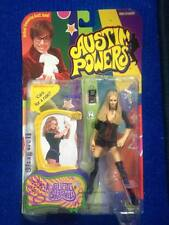 Austin Powers - Felicity Shagwell Action Figure Carded New