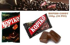 Coffee Candy KOPIKO Sugar free  Drops Candy Classic CANDIES Sweets (36Pcs)/1pack