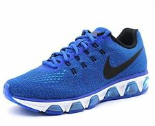 Men's SZ 9.5 Nike Air Max Tailwind 8 Running Shoes Blue Black 805941 400