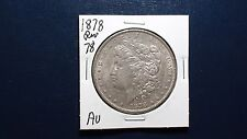 1878 Reverse Of 78 Morgan Silver Dollar $1 Coin Auction Starts At 99 Cents!