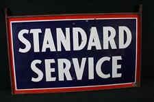 Standard Oil Co Service Station Sign in Iron Ring Lot 209A