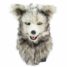 Moving mask Wolf 1013010 realistic wolf costume movable mouth Halloween Japan.