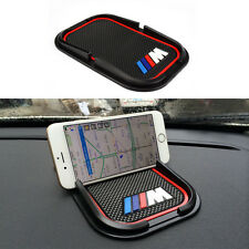 Silicone M Car Phone No Slip Holder Pad GPS Sat Nav For BMW E30 E36 E90 X1 X3