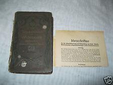 Taschenbuch für Monteure elektrischer Beleuchtungsanlagen 63. Auflage 1919