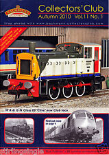 Bachmann Collectors Club Magazine Volume 11 No#1 Autumn 2010 - GOOD
