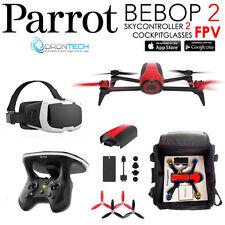Parrot FPV Bebop 2 Drone + Cockpitglasses + Skycontroller V2 + Sac de transport