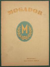 PROGRAMME DU THEATRE MOGADOR - LA VIE PARISIENNE - 1931 - OPERA BOUFFE