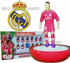 Ufficiale REAL MADRID FC AWAY KIT SUBBUTEO SQUADRA CALCIO PARTITA DI CALCIO Paul Lamond