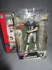 New Oakland Raiders Rich Gannon Variant  Black Jersey McFarlane's 2003 Series 6