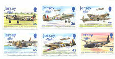 Jersey-Battle of Britain World War II-Fighter Planes-Military- Aviation mnh