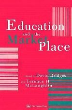 Education And The Market Place, McLaughlin, Terence H., Excellent Book