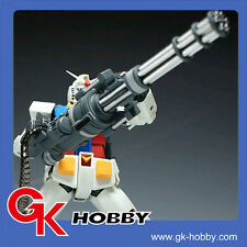 Korean  NG Recast 1:100 M-134R Gatling Gun for RX-78-2 Gundam or RGM-79 GM