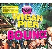 Various Artists - Wigan Pier Presents Bounce (CD) ... FREE UK P+P ..............
