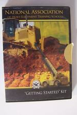 National Association of Heavy Equipment Training Schools Getting Started DVD Kit