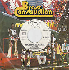 """BEE GEES - you should be dancing / GLORIA GAYNOR - i've got you under.... 7"""""""