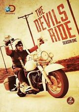 The Devil's Ride: Season One (DVD, 2013, 2-Disc Set) New