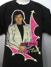 Marty Stuart black 2 sided t Shirt XL 1994 Love & Luck Tour FREE SHIPPING NWOT